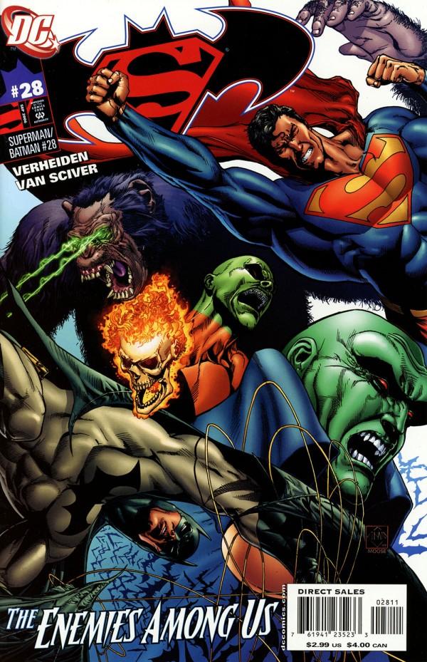 Superman / Batman #28