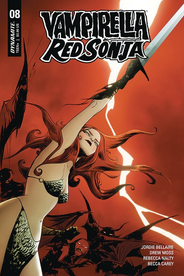 Vampirella / Red Sonja #8