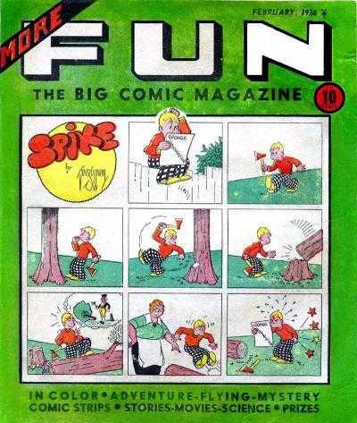 More Fun Comics #8
