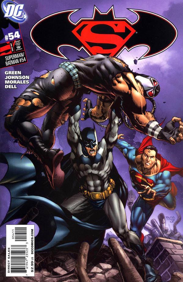 Superman / Batman #54