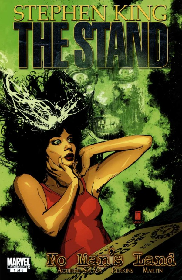 The Stand: No Man's Land #1