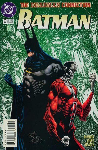 Batman #531