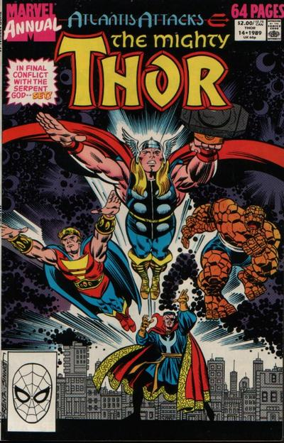 The Mighty Thor Annual #14