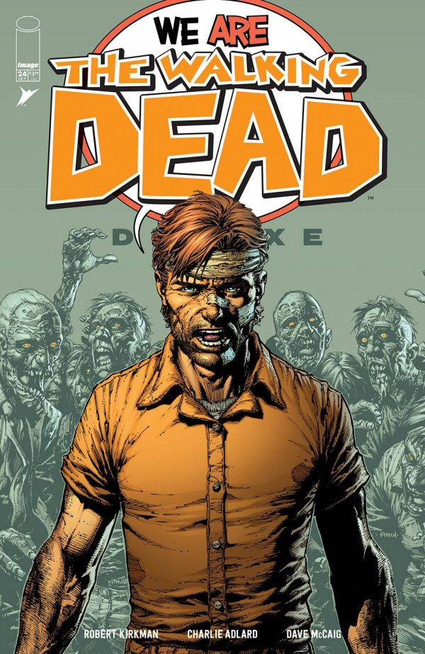 The Walking Dead Deluxe #24