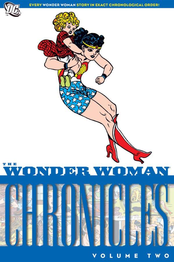 Wonder Woman Chronicles Vol. 2 TP