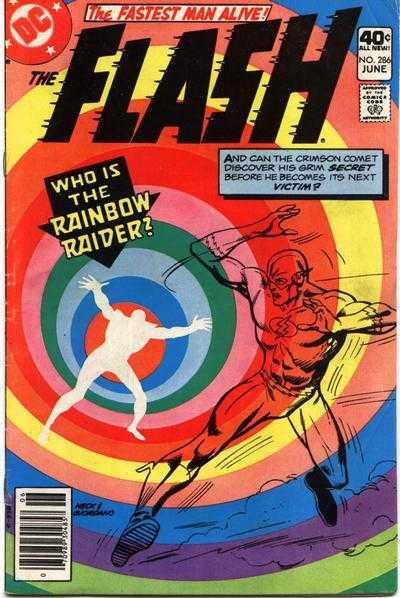 The Flash #286