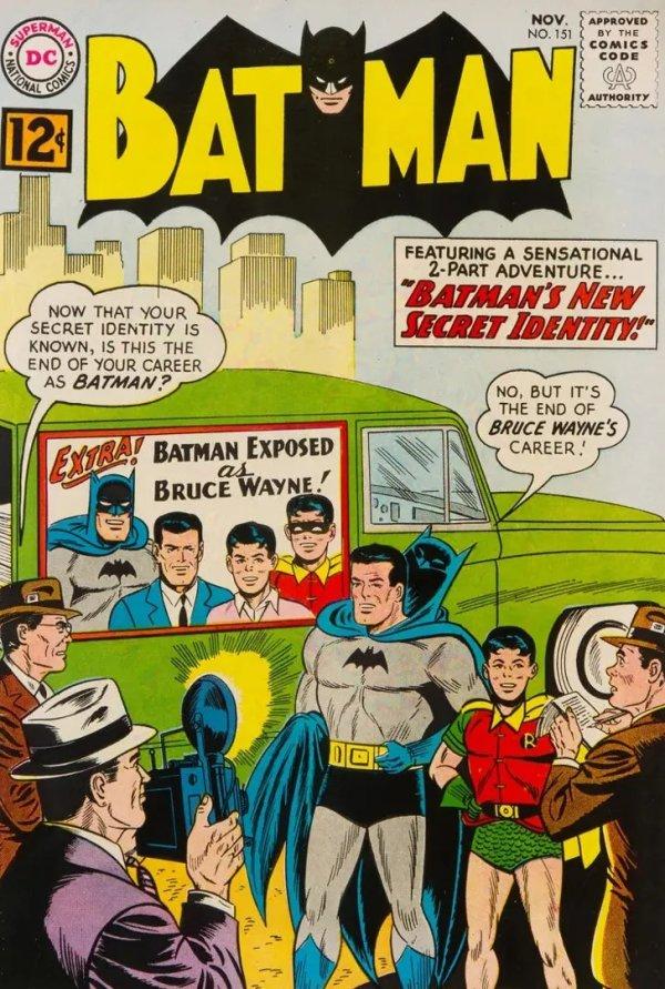 Batman #151