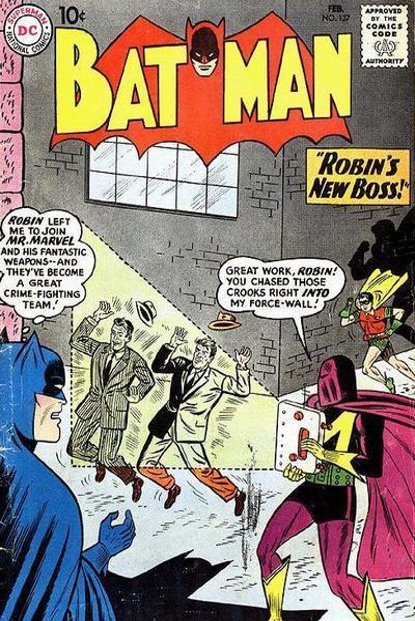 Batman #137