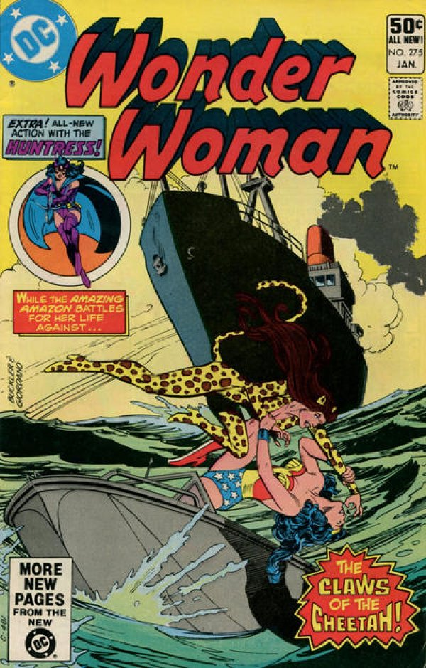 Wonder Woman #275