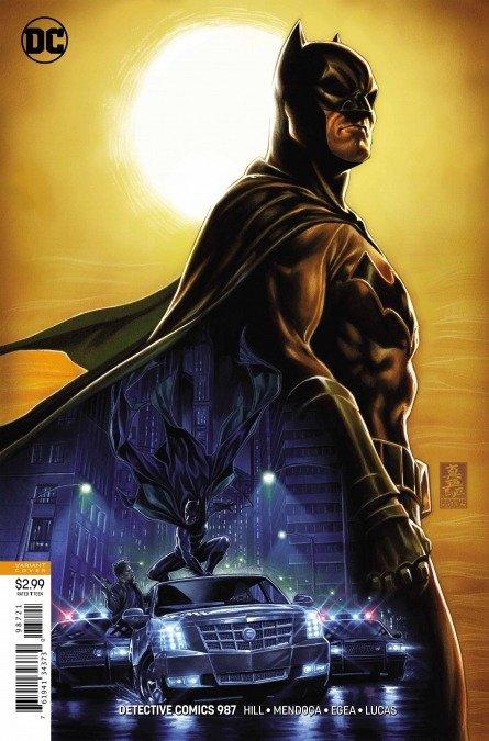 Detective Comics #987