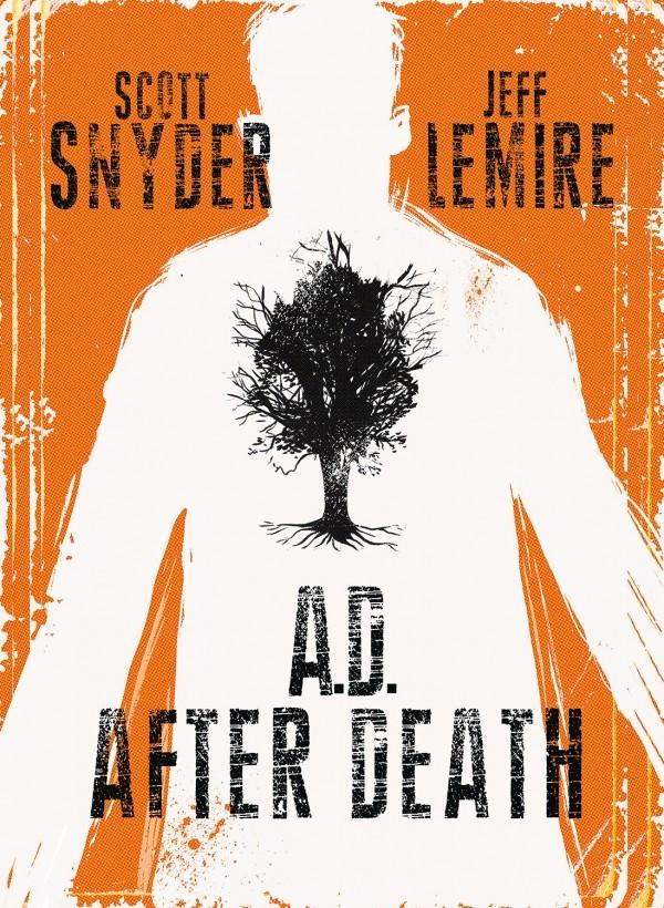 A.D.: After Death HC