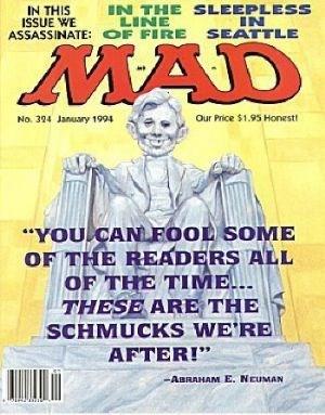 Mad Magazine #324