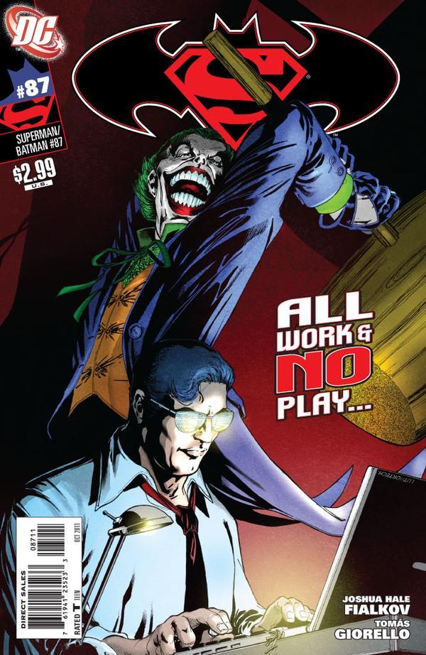 Superman / Batman #87