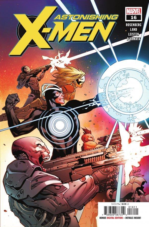 Astonishing X-Men #16