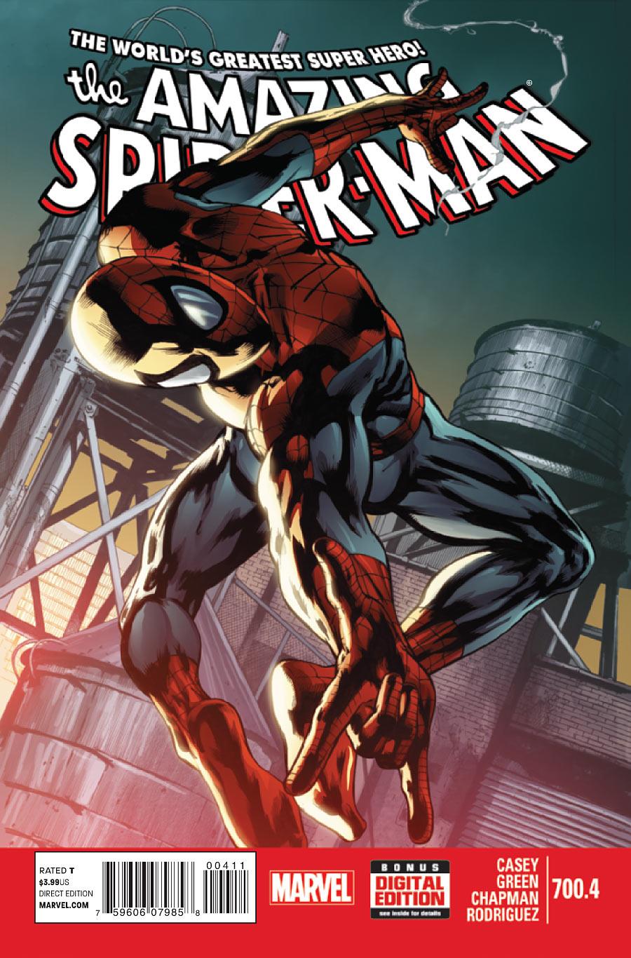 The Amazing Spider-Man #700.4