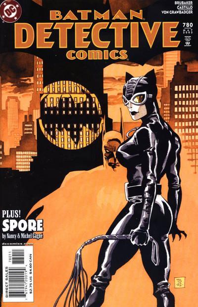 Detective Comics #780