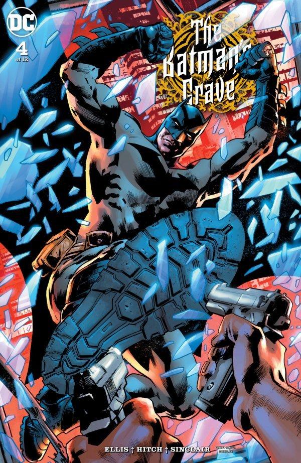 The Batman's Grave #4