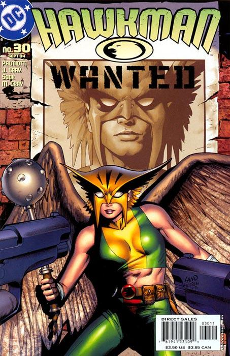 Hawkman #30
