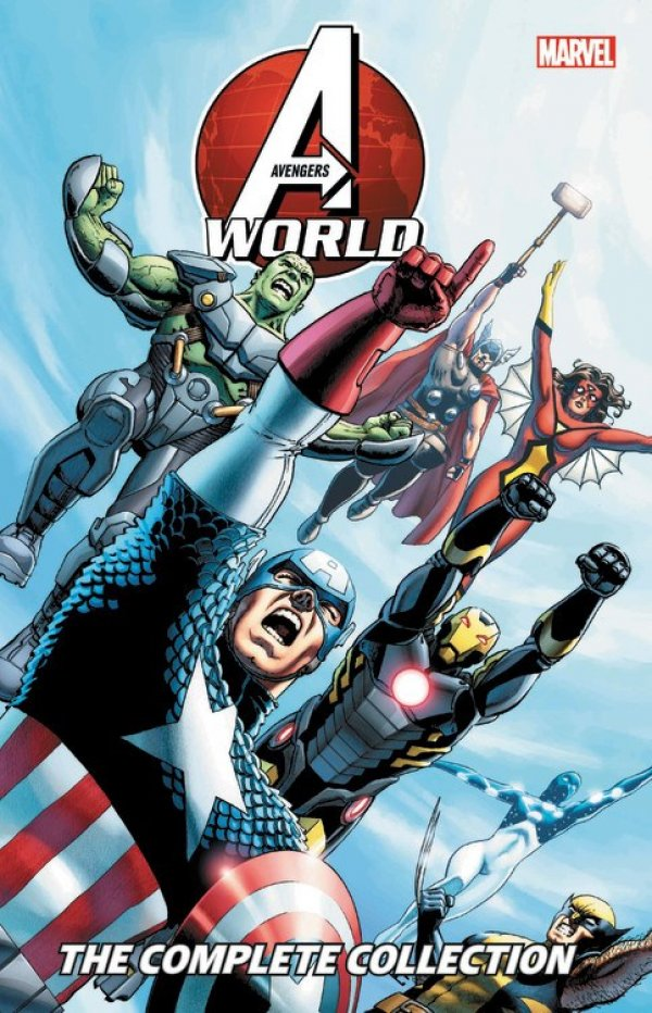Avengers World: The Complete Collection TP