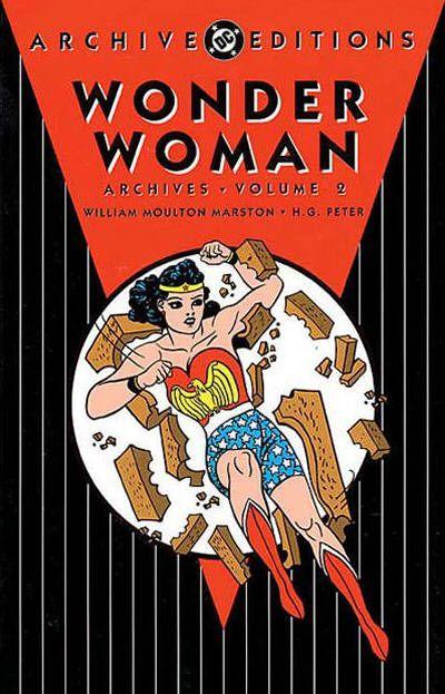 Wonder Woman Archives Vol. 2 HC
