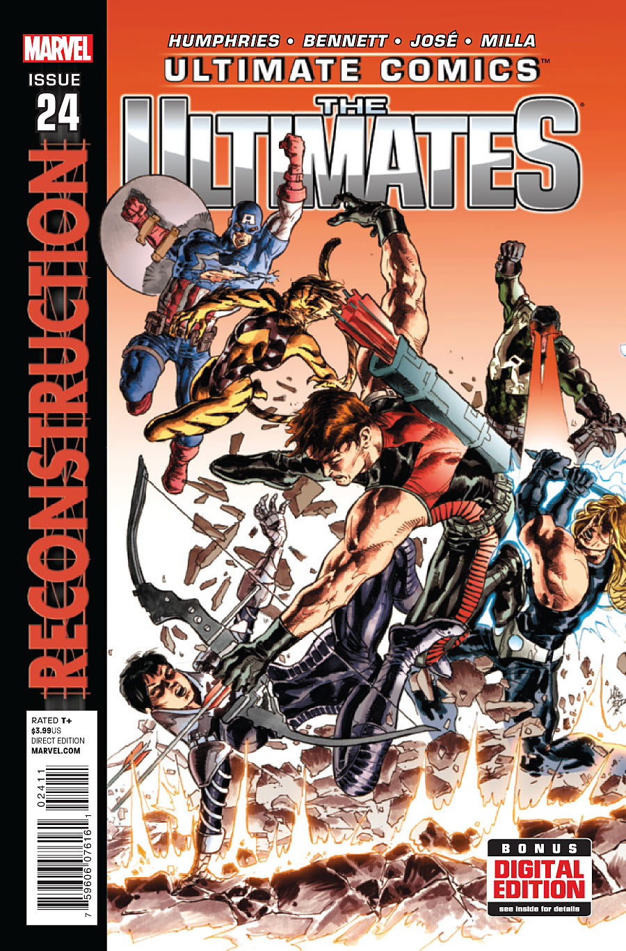 Ultimate Comics: The Ultimates #24