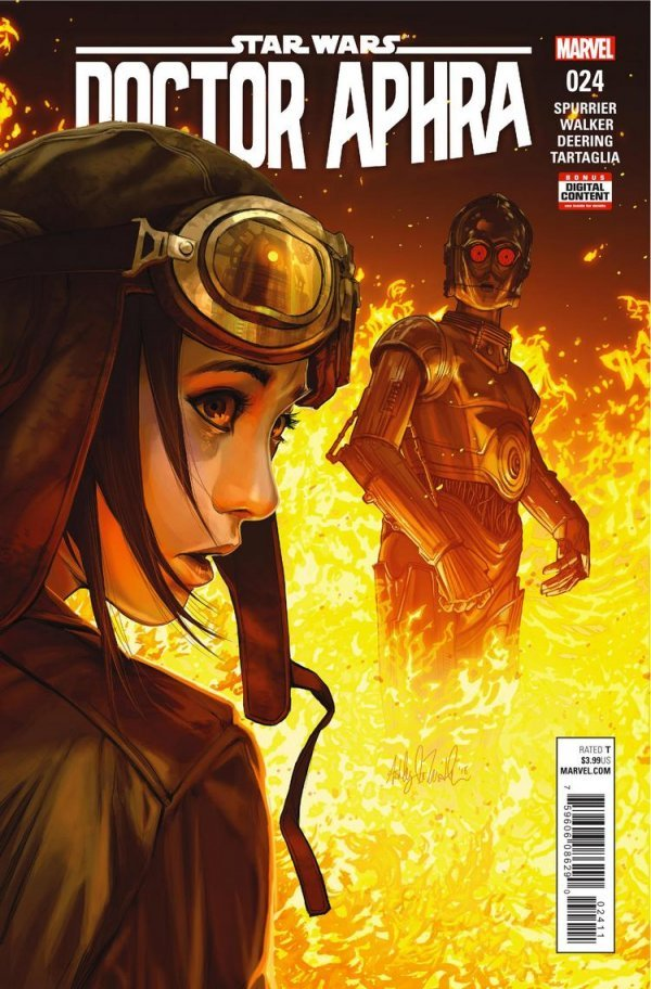 Star Wars: Doctor Aphra #24