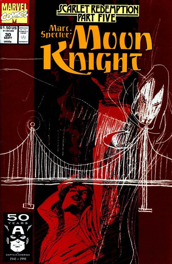 Marc Spector: Moon Knight #30