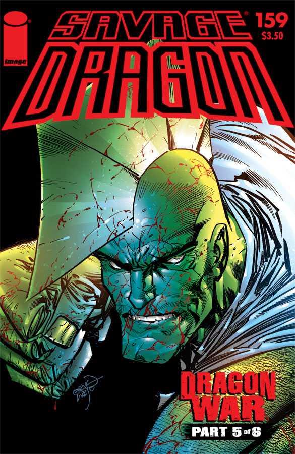Savage Dragon #159