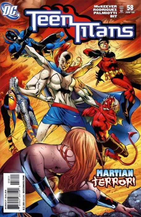 Teen Titans #58