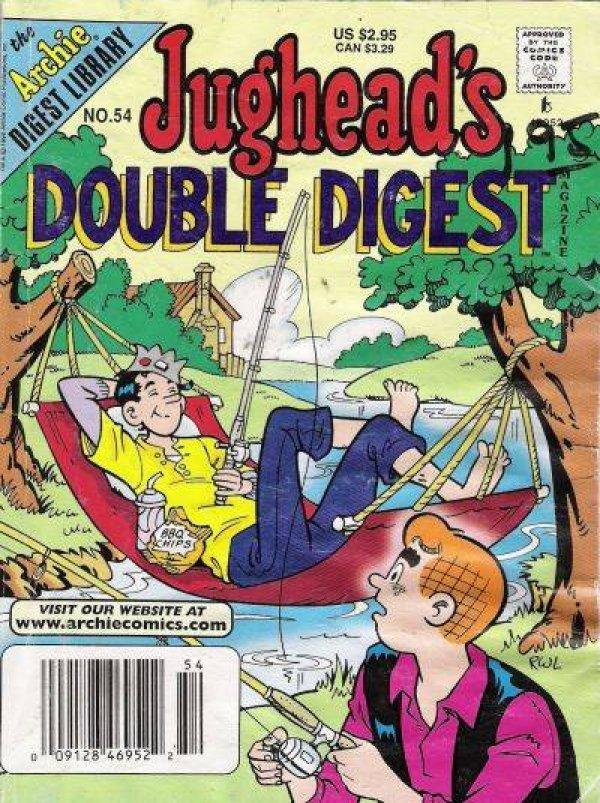 Jughead's Double Digest #54
