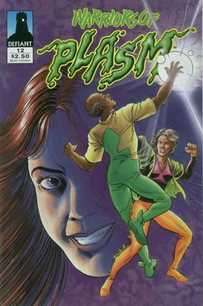 Warriors of Plasm #12