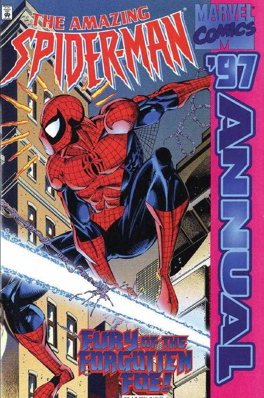 The Amazing Spider-Man Annual '97