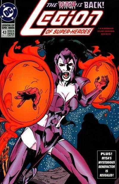 Legion of Super-Heroes #43