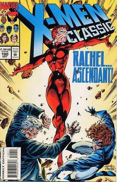 X-Men Classic #100