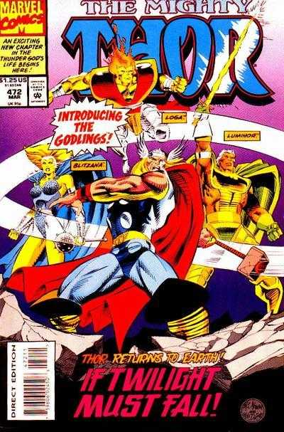 The Mighty Thor #472