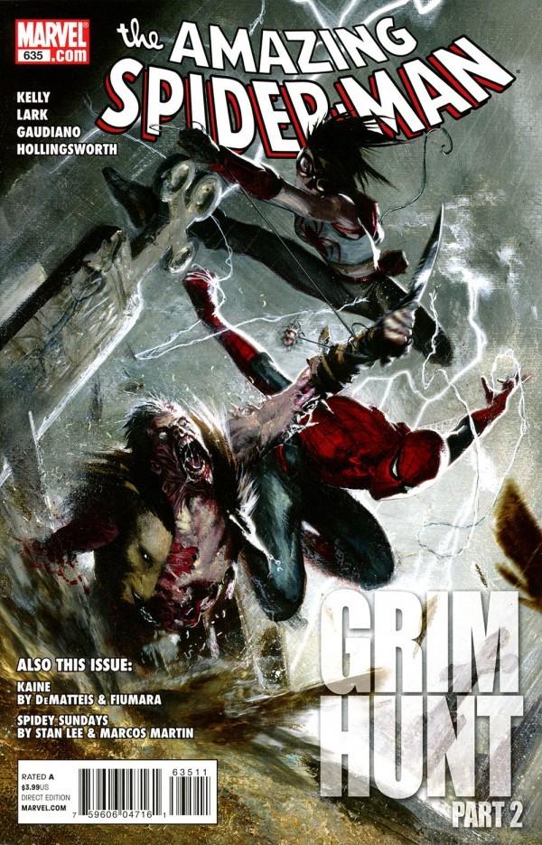 The Amazing Spider-Man #635