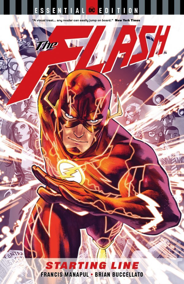 The Flash: Starting Line - Essential Edition TP