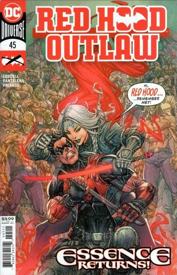 Red Hood: Outlaw #45