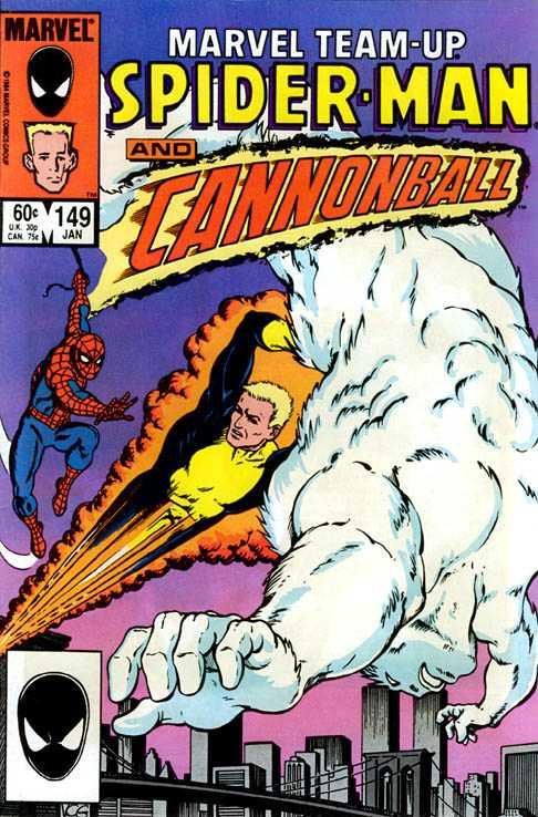 Marvel Team-Up #149