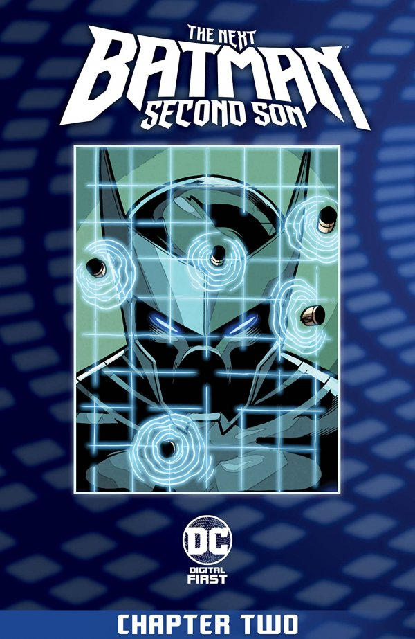 The Next Batman: Second Son Chapter #2
