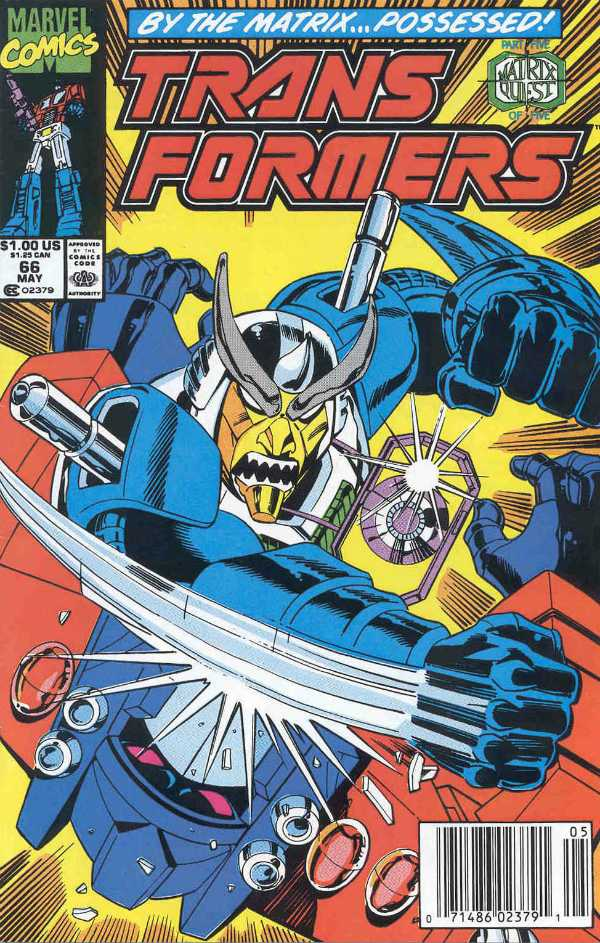 The Transformers #66