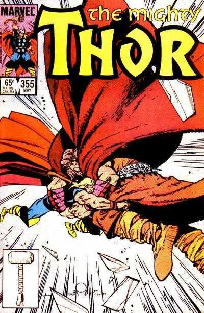 The Mighty Thor #355