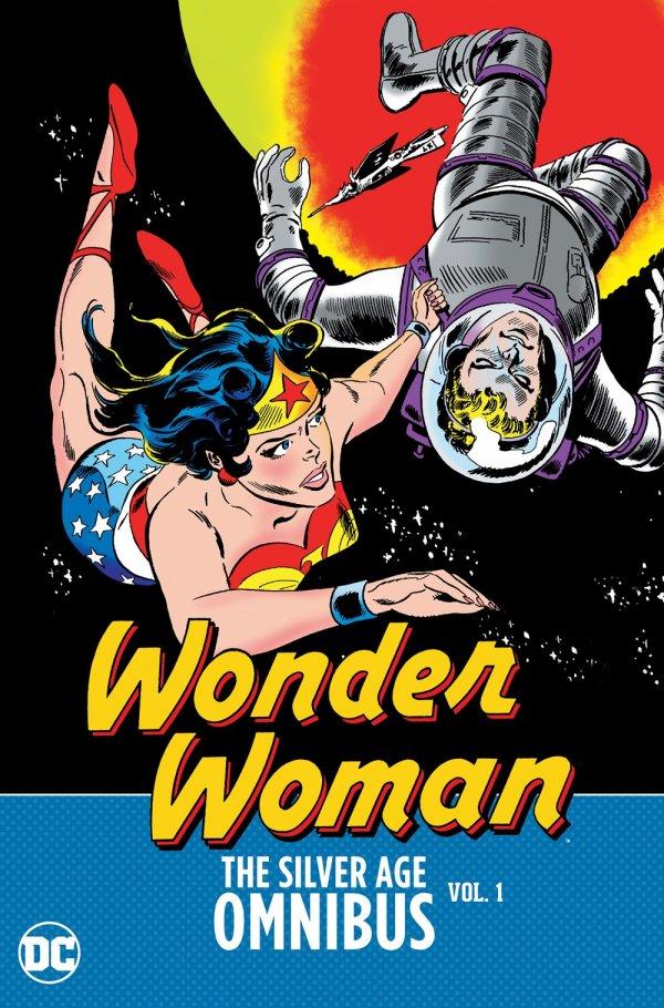 Wonder Woman: The Silver Age Omnibus Vol. 1 HC