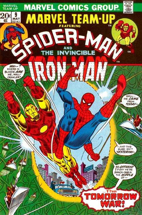 Marvel Team-Up #9