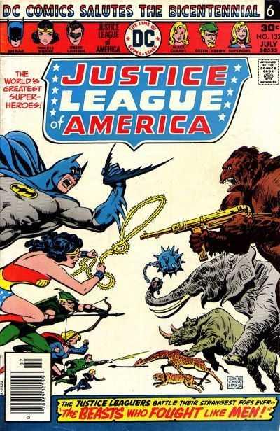 Justice League of America #132