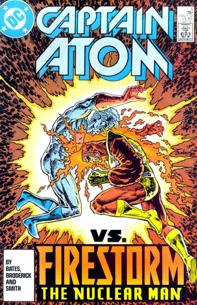 Captain Atom #5