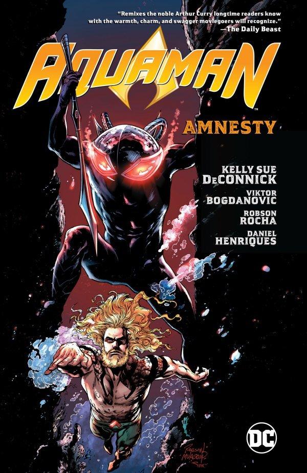 Aquaman Vol. 2: Amnesty HC
