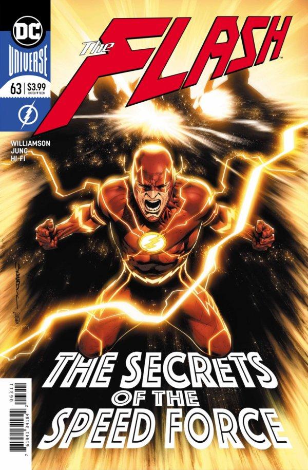 The Flash #63