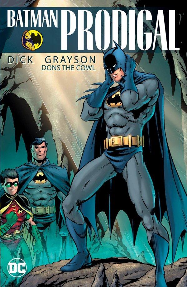 Batman: Prodigal 25th Anniversary Edition TP
