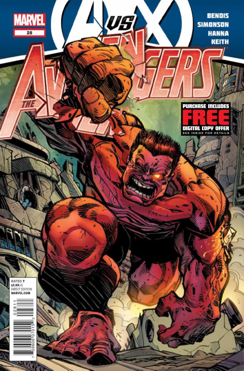 The Avengers #28